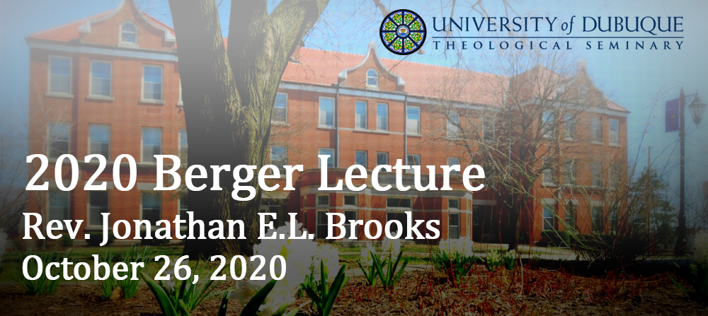 2020 October Berger Lecture