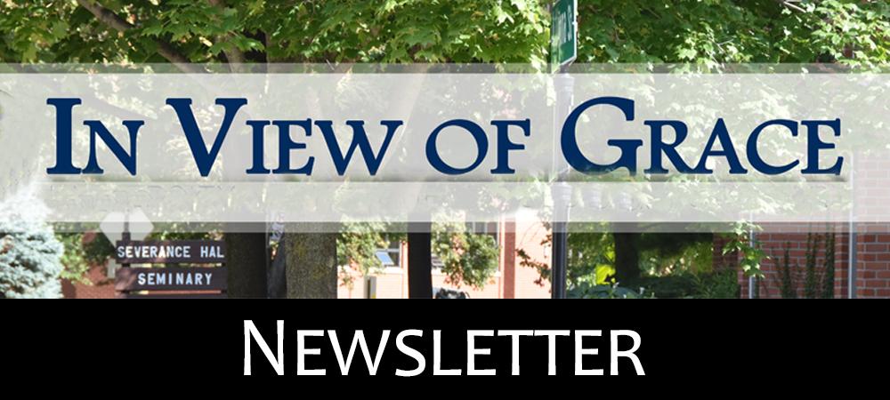 Seminary Newsletter